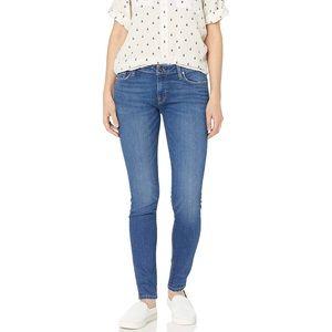 Hudson Krista Ankle Super Skinny Mid Rise Jeans